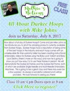 Durkee Hoops with Mike Johns